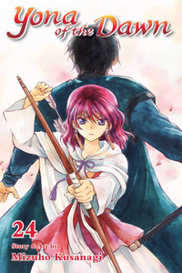 Yona of the Dawn Graphic Novel 24