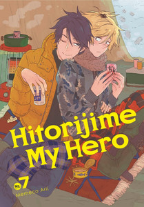Hitorijime My Hero Graphic Novel 07