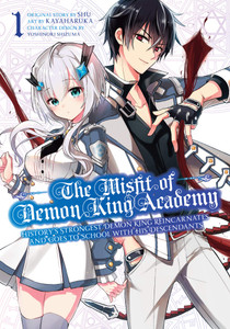 The Misfit Of Demon King Academy Manga 01