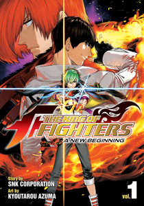 The King of Fighters: A New Beginning Graphic Novel  Vol. 01