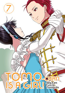 Tomo-chan is a Girl! Graphic Novel 07