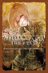 The Saga of Tanya the Evil Novel 07