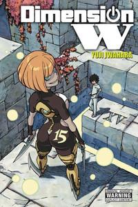 Dimension W Graphic Novel 15