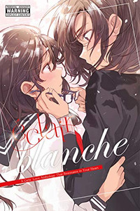 Éclair Blanche Graphic Novel