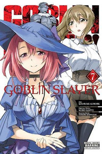 Goblin Slayer Graphic Novel 07