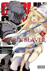 Goblin Slayer Graphic Novel 08