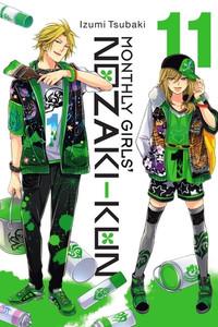 Monthly Girls' Nozaki-kun Graphic Novel 11