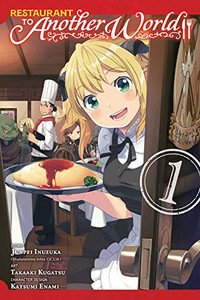 Restaurant to Another World Graphic Novel 01