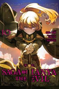 Saga of Tanya the Evil Graphic Novel 10
