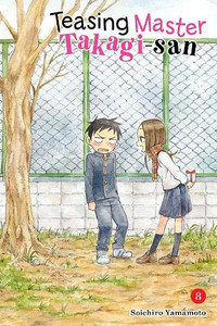 Teasing Master Takagi-san Graphic Novel 08
