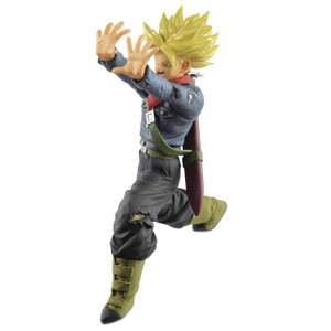Dragon Ball Super Gatlic Gun Figure - SSJ Futur Trunks