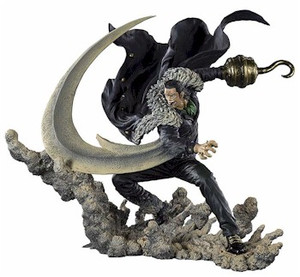 One Piece FiguartsZero - Sir Crocodile -Paramount War-