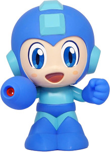 Mega Man PVC Figural Coin Bank