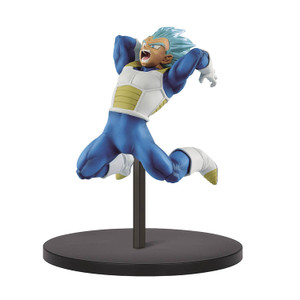 Dragon Ball Super Chosenshi Retsuden Figure - SSGSS Vegeta