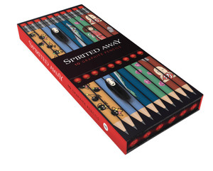 Spirited Away 10-pc Boxed Pencil Set