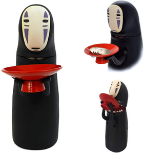 Spirited Away No Face Munching Coin Bank