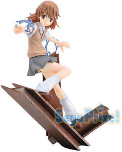 A Certain Scientific Railgun SPM Figure - Misaka Mikoto