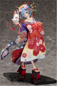Re:Zero -Starting Life in Another World- 1/7 Rem Oiran Dochu