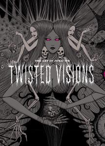 The Art of Junji Ito: Twisted Visions Art Book (HC)