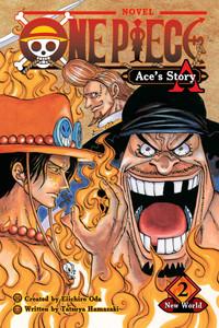 One Piece Novel Ace's Story 02 Spade Pirates