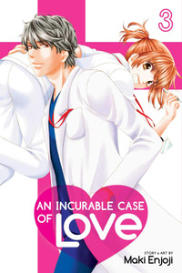 An Incurable Case of Love Graphic Novel 03