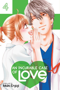 An Incurable Case of Love Graphic Novel 04
