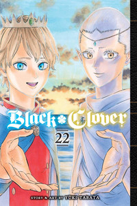 Black Clover Graphic Novel 22