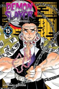 Demon Slayer: Kimetsu No Yaiba Graphic Novel Vol. 15