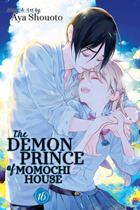 Demon Prince of Momochi House Graphic Novel Vol. 16