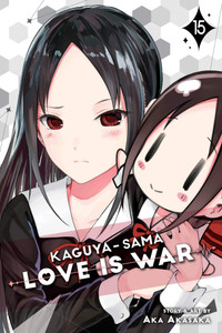 Kaguya-Sama Love Is War Graphic Novel 15