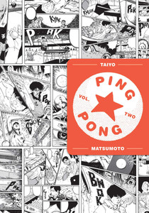 Ping Pong Graphic Novel 02