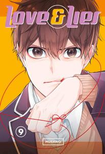Love & Lies Graphic Novel 09