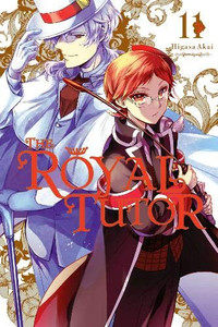 The Royal Tutor Graphic Novel 11