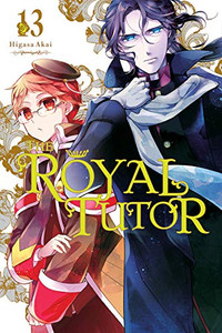 The Royal Tutor Graphic Novel 13