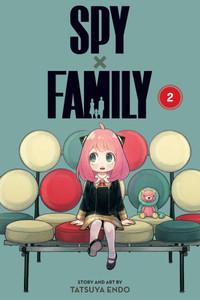 Spy x Family Graphic Novel 02
