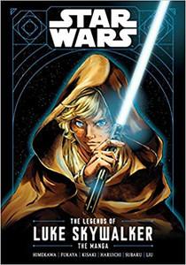 Star Wars: The Legend of Luke Skywalker The Manga