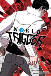 World Trigger Graphic Novel 21