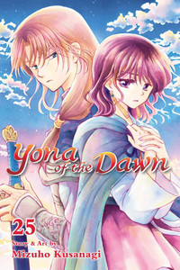 Yona of the Dawn Graphic Novel 25