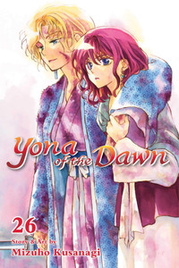 Yona of the Dawn Graphic Novel 26
