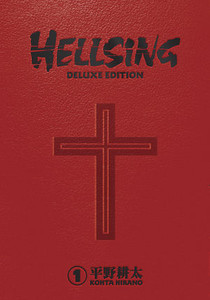 Hellsing Deluxe Volume 01 (HC)