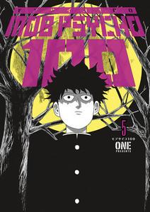 Mob Psycho 100 Manga Vol. 05