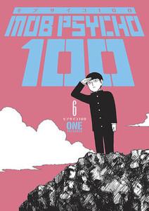 Mob Psycho 100 Manga Vol. 06