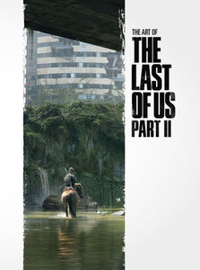The Art of The Last of Us Part II Art Book (HC)