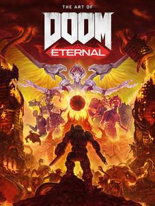 The Art of DOOM: Eternal Art Book (HC)