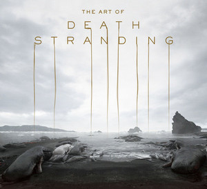 The Art of Death Stranding Art Book (Hardcover)