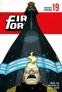 Fire Force Graphic Novel 19