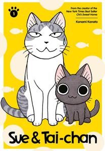 Sue & Tai-chan Graphic Novel 01 (Color)