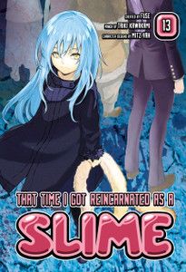 That Time I Got Reincarnated as a Slime Graphic Novel 13