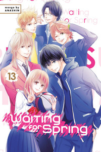 Waiting for Spring Graphic Novel 13