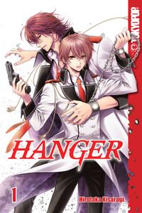 Hanger Graphic Novel 01